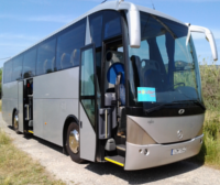 Bus transfers rentals in Rhodes