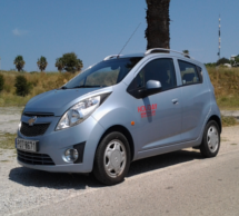 Chevrolet Spark - Rent a Car Rhodes