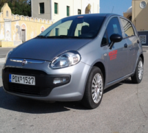Fiat Punto - Rent a Car Rhodes