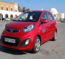 Kia Picanto - Rent a Car Rhodes